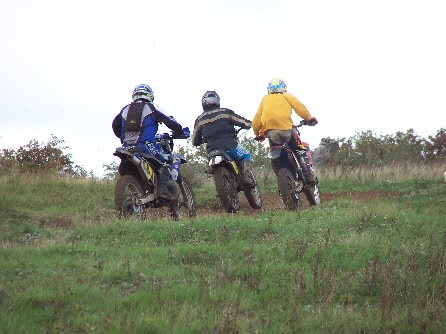 Whaddon MX Barn Hill Farm Buckinghamshire Motocross photo